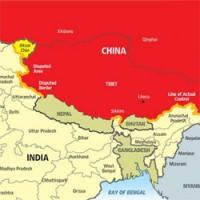 china india