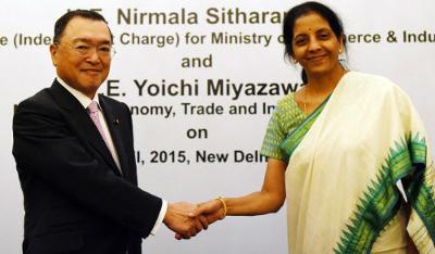 Smt. Nirmala Sitharaman ib