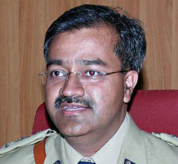 P Ravindranath IPS