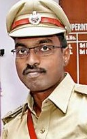 Ake Ravi Krishna IPS indianbureaucracy