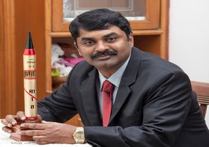 Dr. G Satheesh Reddy indianbureaucracy
