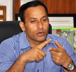 Pravin Kumar IAS AP