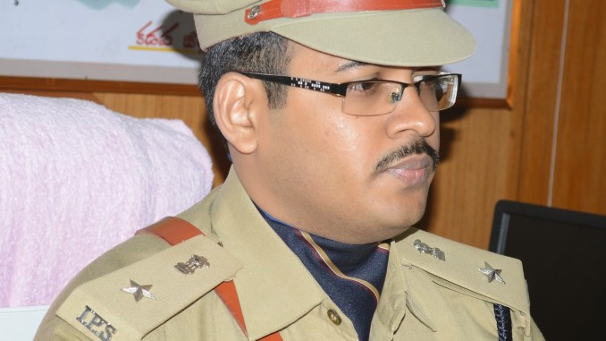 Sri K.Raghuram Reddy IPS_IndianBureaucracy