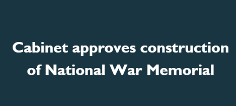 construction of National War Memorial -indianbureaucracy