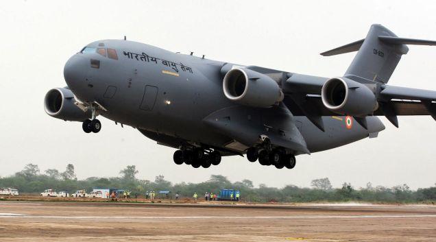 C-17 Globemaster-indianbureaucracy