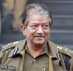 Deepak Mishra IPS -indianbureaucracy