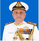 Vice Admiral GiriVice Admiral Girish Luthra-indianbureaucracysh Luthra-indianbureaucracy