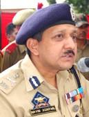 Navin Agarwal IPS -indianbureaucracy