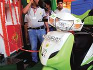 Pilot Programme to run two wheelers on CNG launched-indianbureaucracy