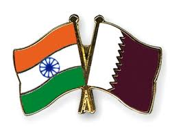 qatar_india_mou_indianbureaucracy_flags
