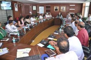 anil_madhav_dave_indianbureaucracy_environment