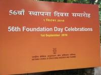 56th Foundation Day celebrations_indianbureaucracy