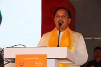 mahesh-sharma_international-buddhist-conclave_indianbureaucracy