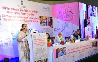 swachh-bharat-women-conclave-honours-women-sanitation-champions-_indianbureaucracy