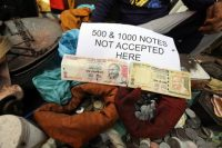 Currency freeze-Indian Bureaucracy