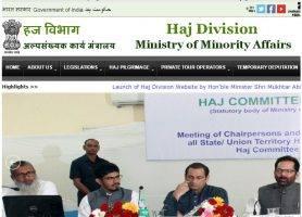 Mukhtar Abbas Naqvi Haj Pilgrimage indian bureaucracy