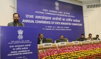 Mukhtar Abbas Naqvi-Indian Bureaucracy