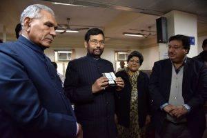 Ram Vilas Paswan indian bureaucracy