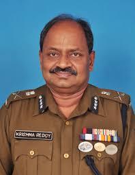 P.V. K. Reddy, IPS -IndianBureaucracy