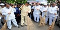 Swachh Andhra Ministry takes stock