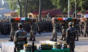 Compensation to Families of victims of URI attack -IndianBureaucracy