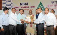 Bandaru Dattatreya presented the NSCI Safety Awards 2016-defencespeak