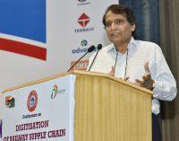 Digitization of Railway Supply Chain -IndianBureaucracy