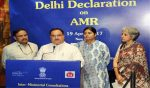 India develops National Action Plan combat Antimicrobial Resistance -IndianBureaucracy