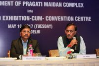 Pragati Maidan Complex to be Redeveloped into a World Class -indianbureaucracy