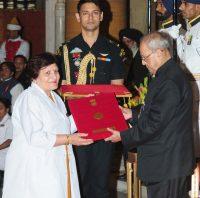 Pranab MukherjeeNational Florence Nightingale Award -indianBureaucracy