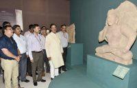 Return of the three stone sculptures-indianbureaucracy