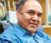 S P Thakur IAS