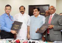 V O Chidambaranar Port Trust & TANGEDCO Sign MoU -indianbureaucracy