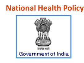 National Health Policy-indianbureaucracy