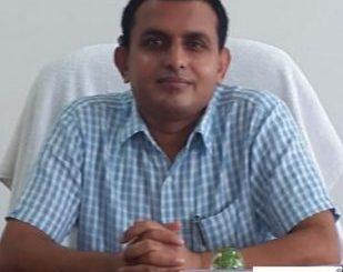 Mani Ram Sharma IAS