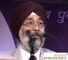 Inder Jit Singh IAS