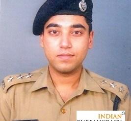 Mohit Gupta IPS