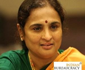 K Ratnaprabha IAS