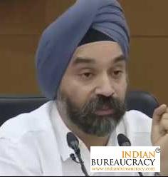 Mukhmeet Singh Bhatia IAS