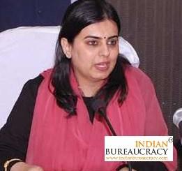 Manisha Trighatiya IAS