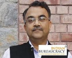Amarjeet Sinha IAS