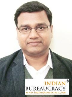 Dusmanta Kumar Behera IAS