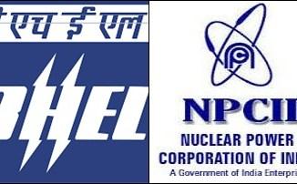 BHEL order 736 crore from NPCIL