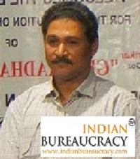 P Krishnamurthy IAS