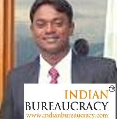 Arun Mahesh Babu MS IAS