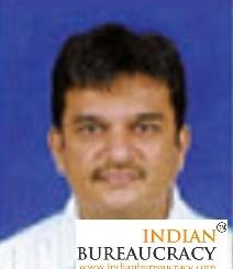 Hitesh K Koya IAS