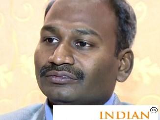 Nagarajan M IAS
