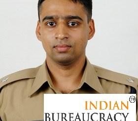 Nishant Kumar Tiwari IPS
