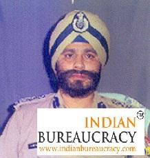 Rajendra Pal Singh IPS