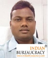 Vijaykumar L Kharadi IAS